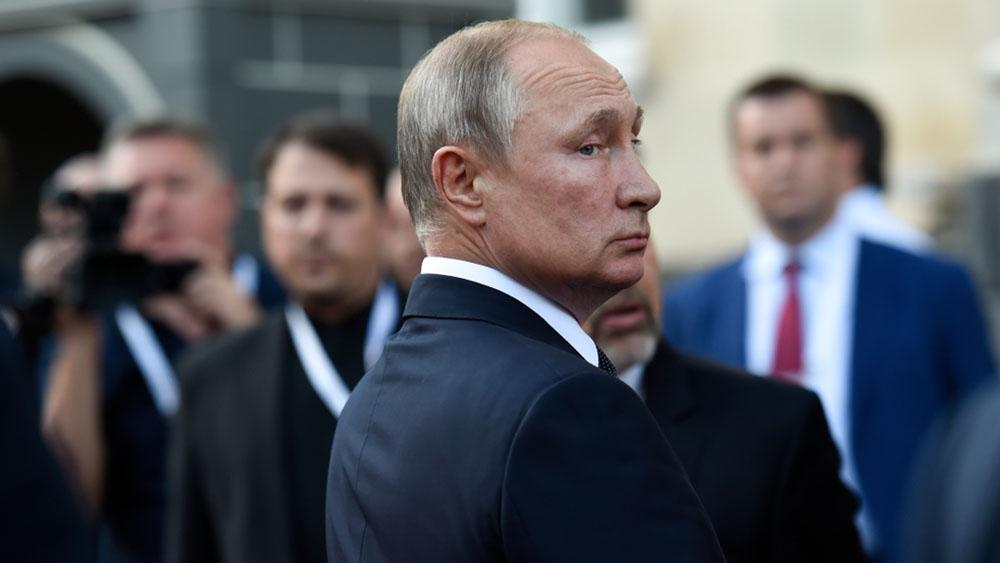 """Putin warnt Ausland vor """"Provokationen"""""""