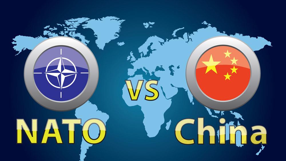 NATO: Kalte Kriegserklärung an China und Russland!