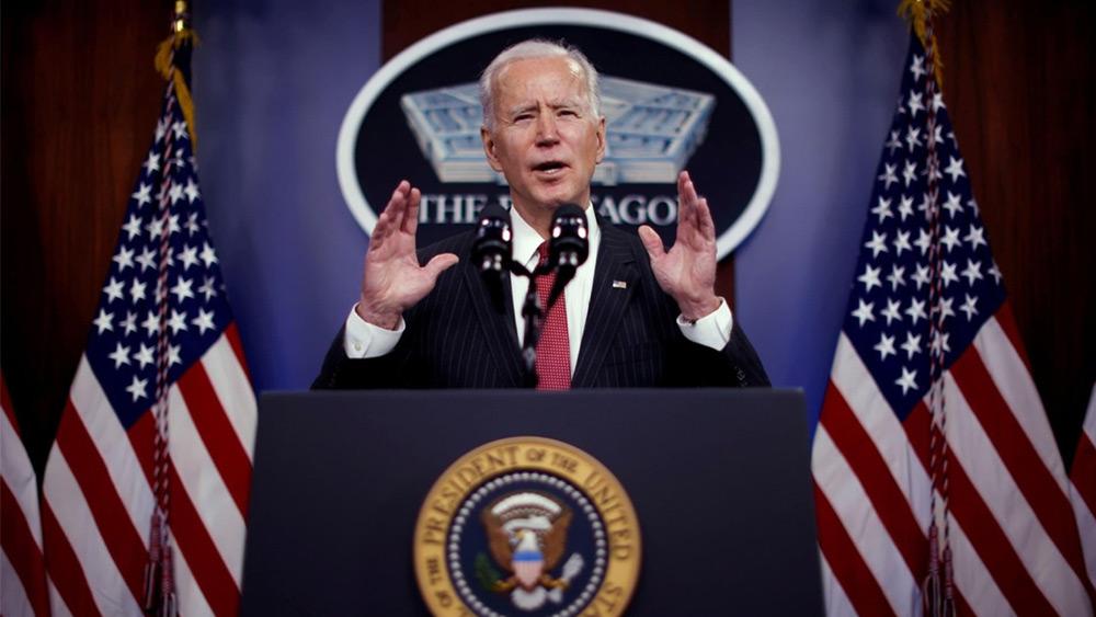 Dominanz positiver Daten-Biden forciert US-Protektionismus