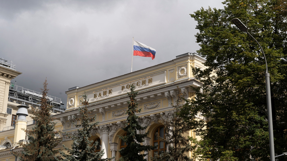 Russische Notenbank mit deutlichem Zinsschritt – der Rest schaut hinterher